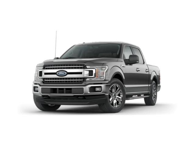 New 2018 Ford F-150 XLT Truck SuperCrew Cab for sale in Brookville, IN